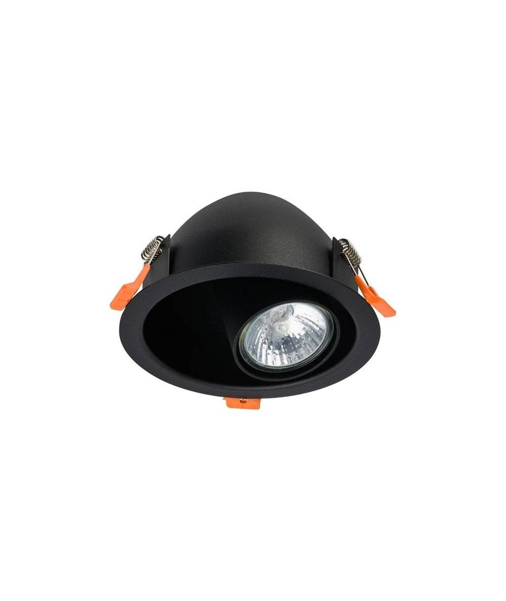 Nowodvorski - Lampa wpuszczana DOT BLACK - 8826