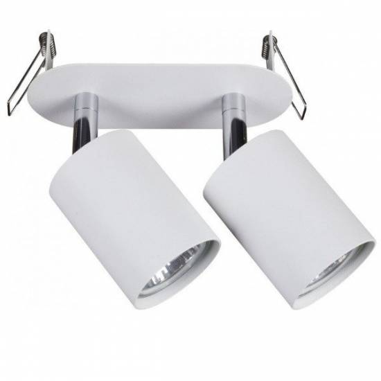 Nowodvorski - Lampa dwupunktowa EYE FIT WHITE II - 9395