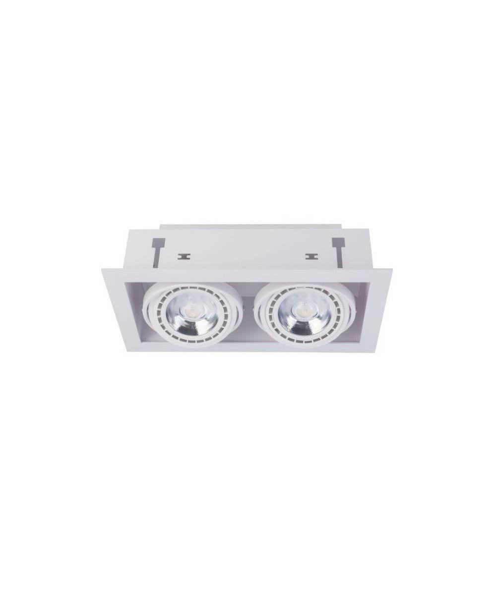 Nowodvorski - Lampa wpuszczana DOWNLIGHT WHITE ES111 - 9574