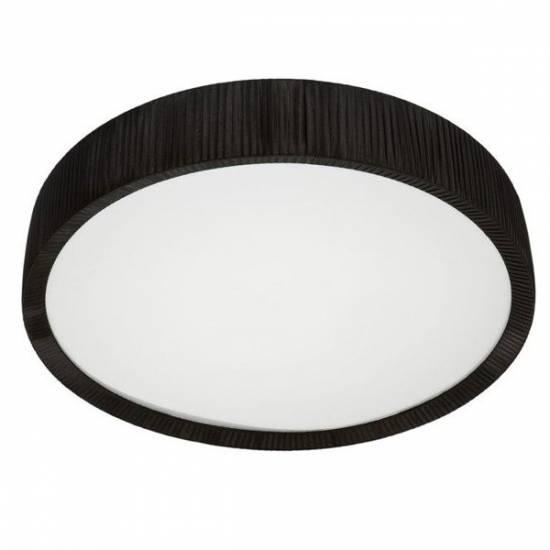 Nowodvorski - Lampa sufitowa / Plafon ALEHANDRO BLACK 100cm - 5351