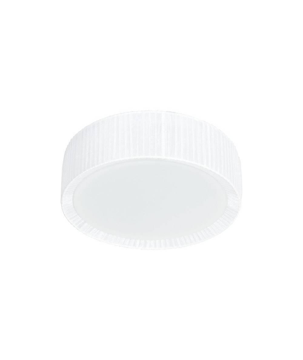 Nowodvorski - Lampa sufitowa / Plafon ALEHANDRO WHITE 45cm - 5271
