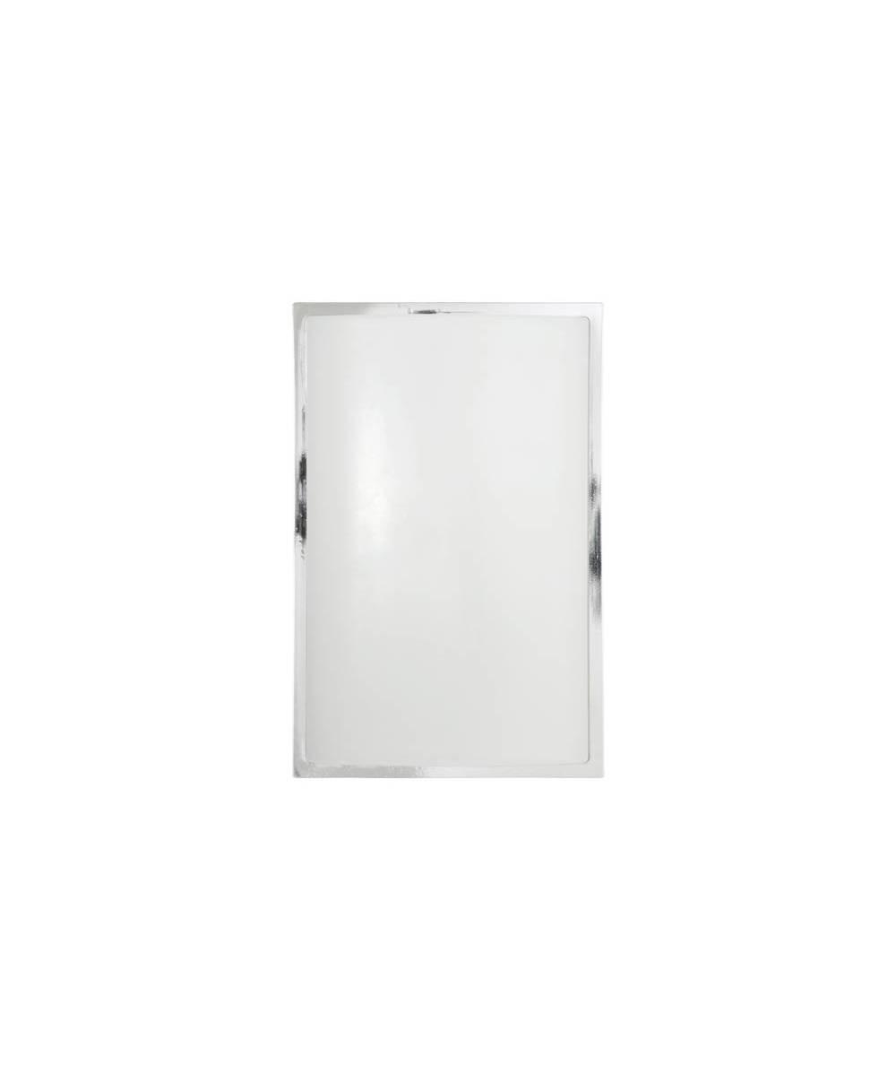 Nowodvorski - Plafon wodoodporny GARDA I chrom - 3752