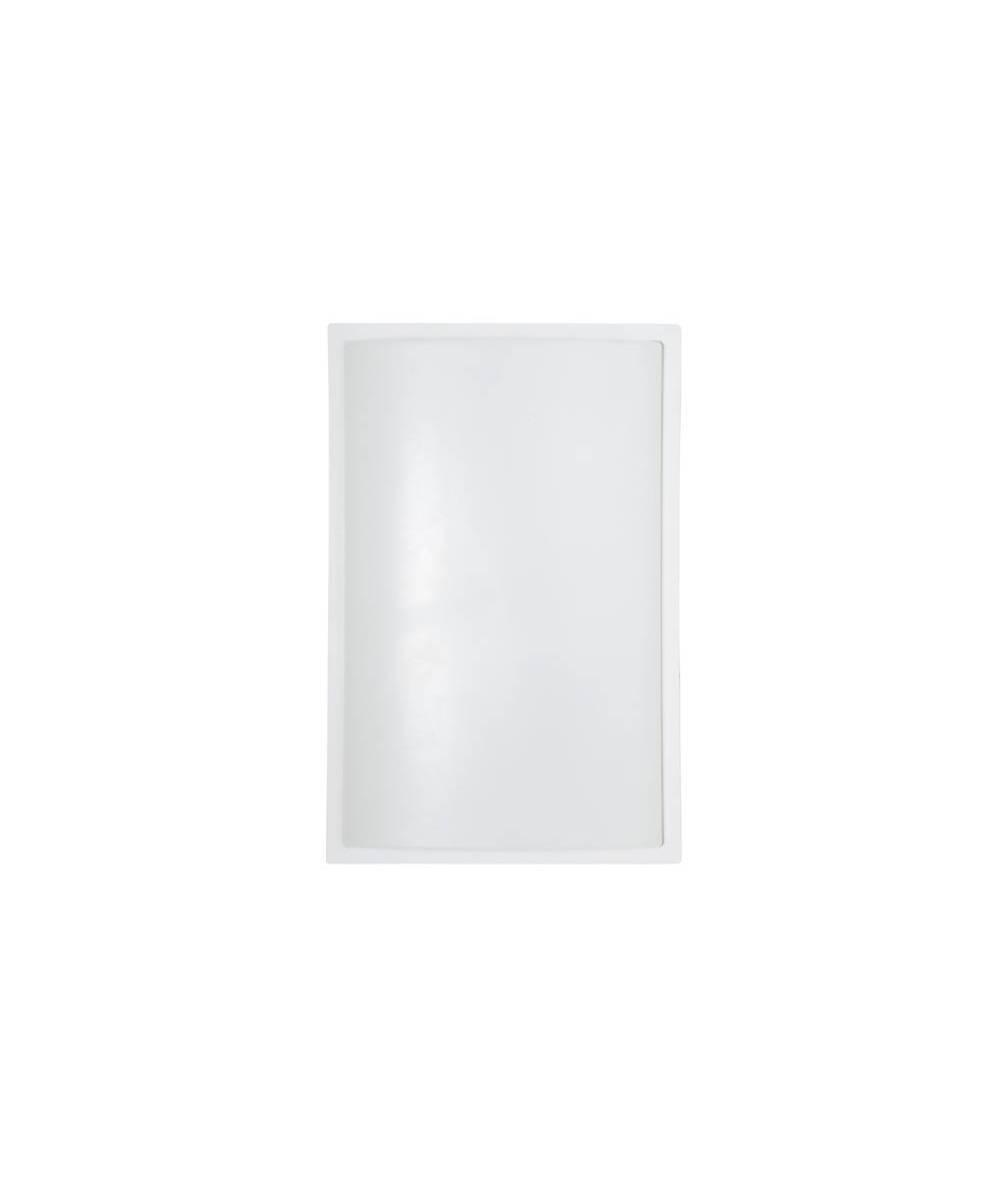 Nowodvorski - Plafon wodoodporny GARDA I biały mat - 3750