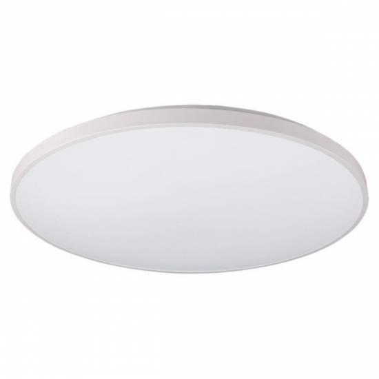 Nowodvorski - plafon AGNES ROUND LED 64W biały śr. 64,2cm 4000K - 8188