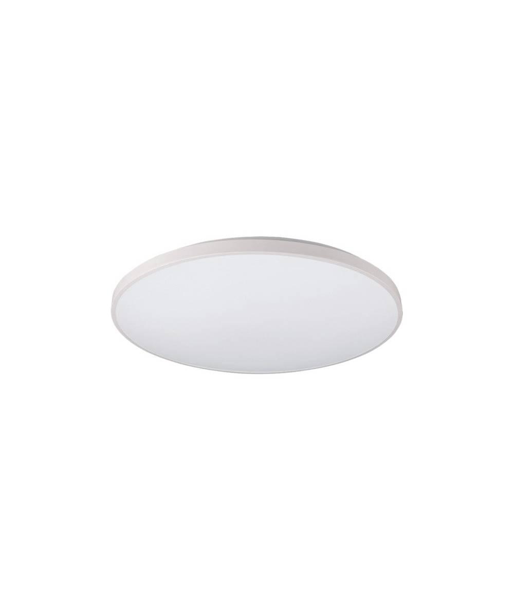 Nowodvorski - plafon AGNES ROUND LED 64W biały śr. 64,2cm 4000K IP20 - 9164