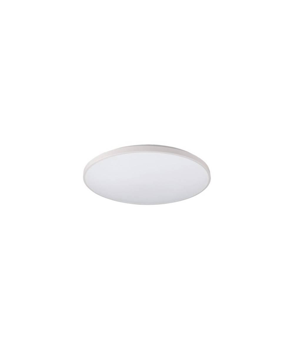 Nowodvorski - plafon AGNES ROUND LED 22W biały śr. 38,5 cm 4000K IP20 - 9160