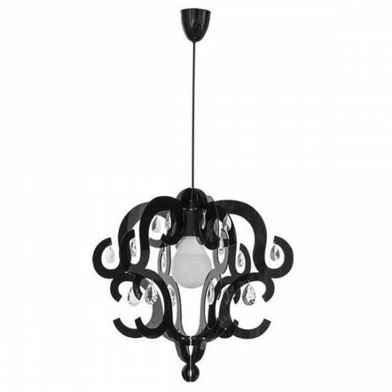 Nowodvorski - Nowodvorski - Lampa wisząca KATERINA black I 100cm - 5211