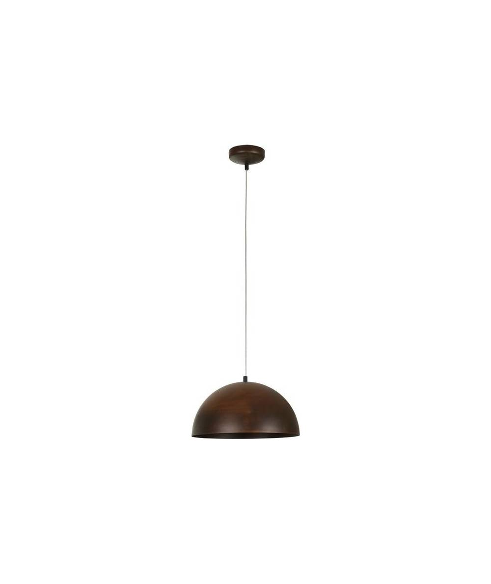 Nowodvorski - lampa HEMISPHERE RUST S 33,5cm - 6367