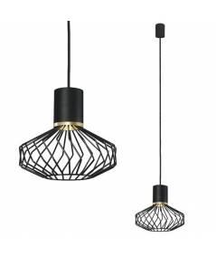 Nowodvorski - Lampa wisząca z drutu PICO I śr. 20cm - 8862