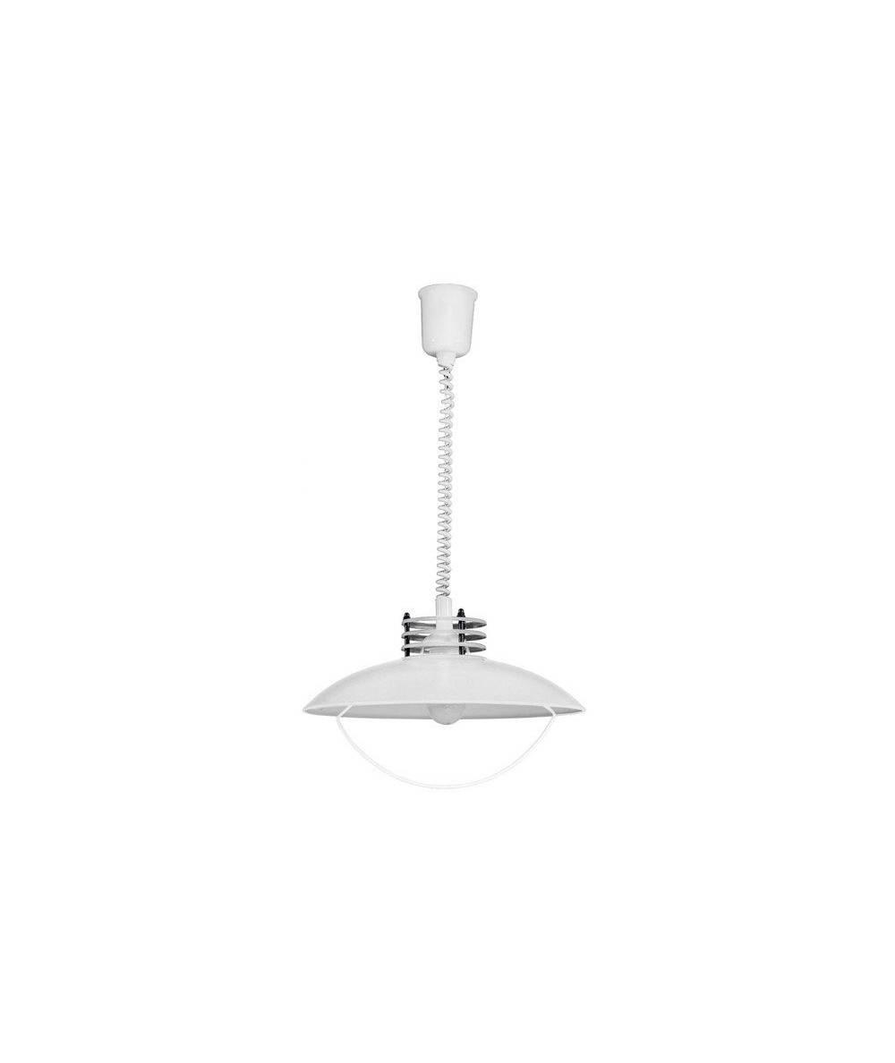 Nowodvorski - lampa UFO biała śr.40cm - 05000