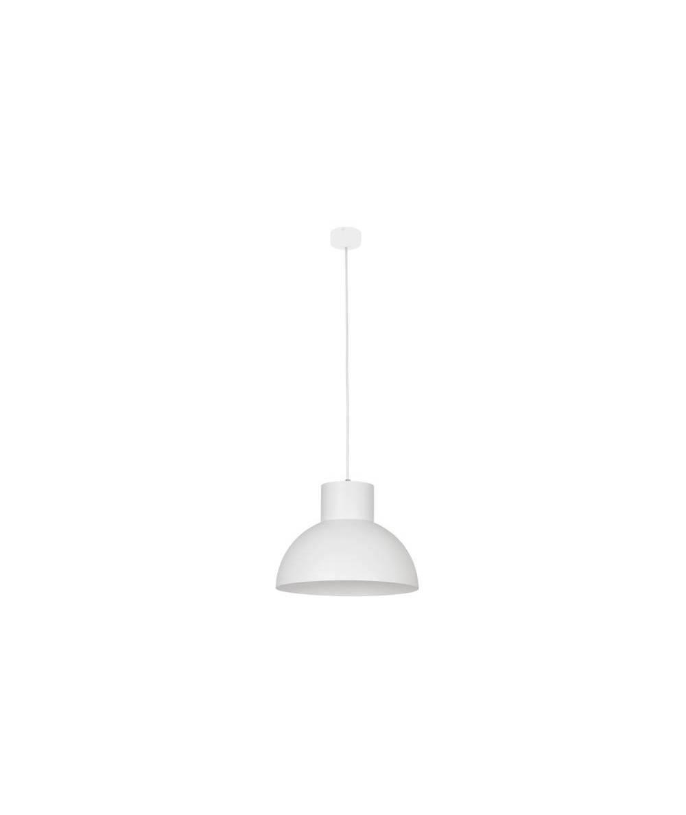 Nowodvorski - lampa wisząca WORKS WHITE - 6612