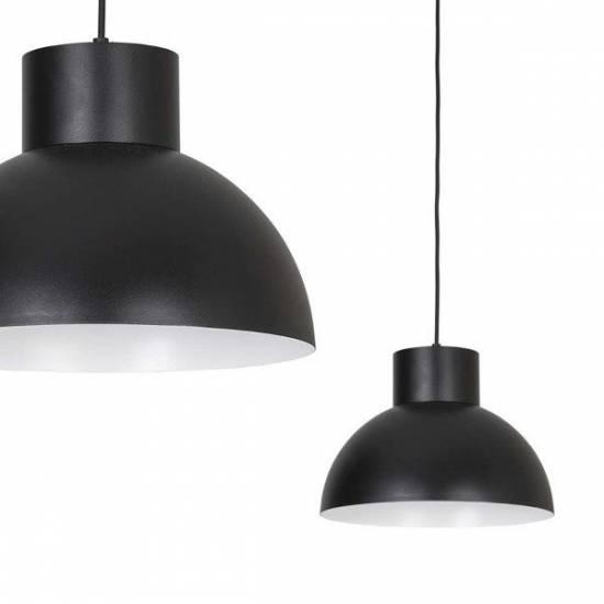 Nowodvorski - lampa wisząca WORKS BLACK śr. 33cm - 6613