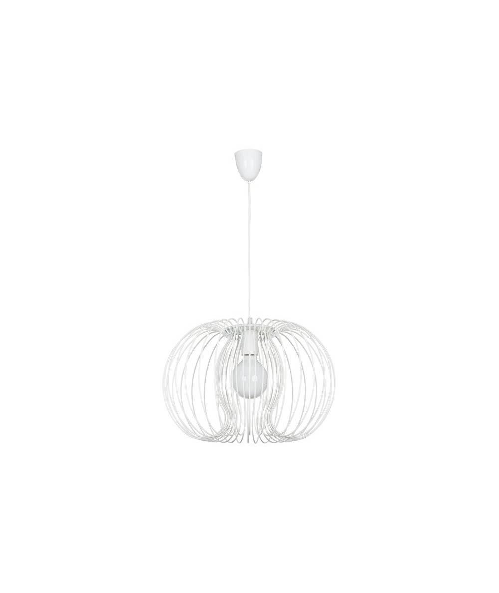 Nowodvorski - Lampa wisząca AGADIR White - 5300