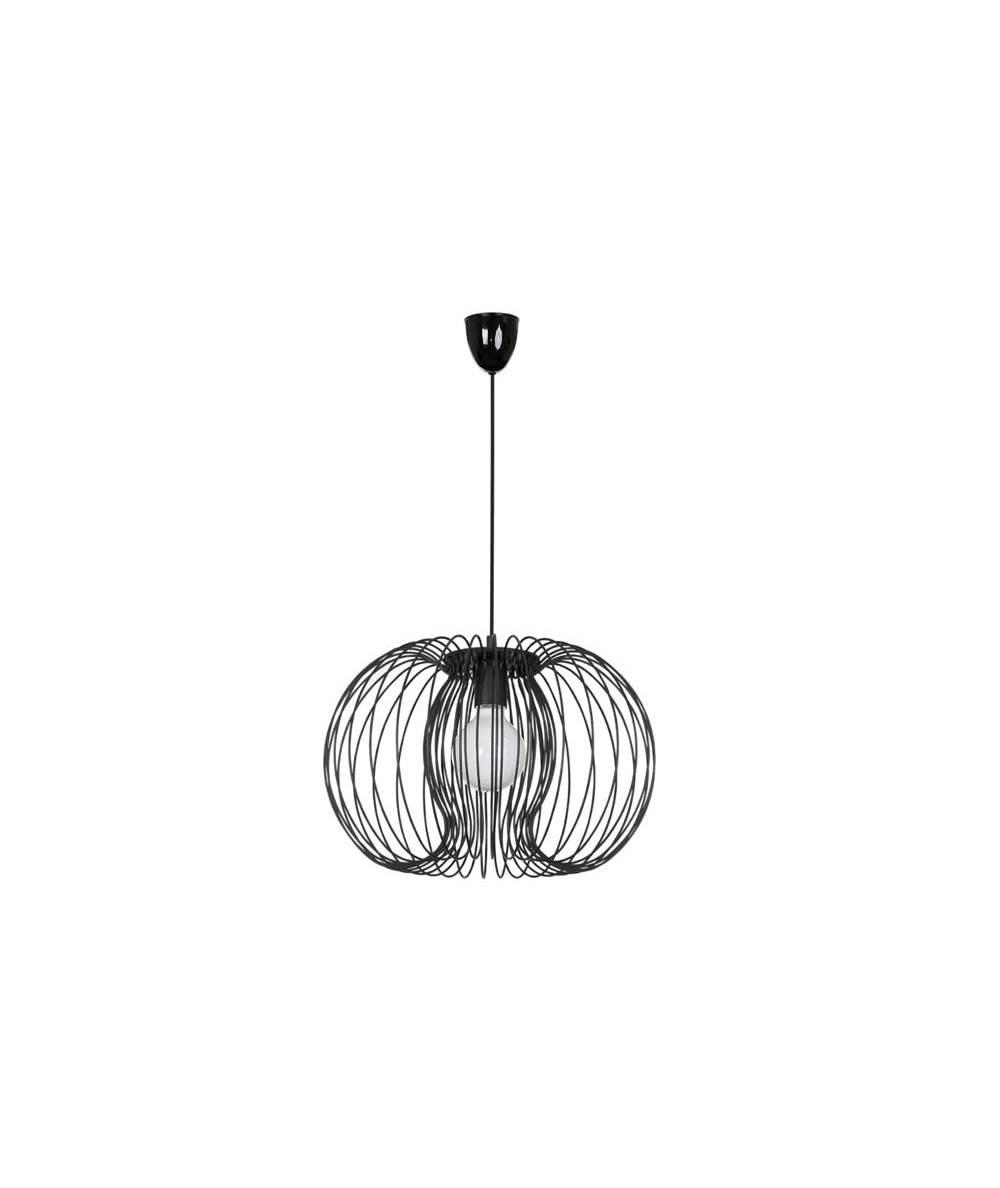 Nowodvorski - Lampa wisząca AGADIR Black - 5301