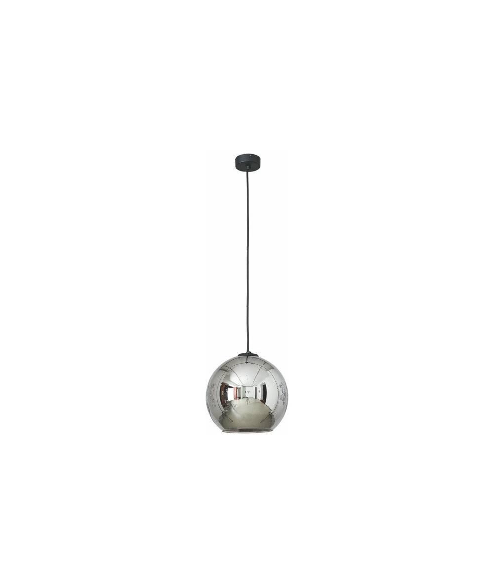 Nowodvorski - lampa wisząca POLARIS I chrom śr. 25cm - 9056