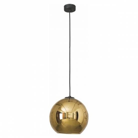 Nowodvorski - lampa wisząca POLARIS I złoty śr. 25cm - 9057