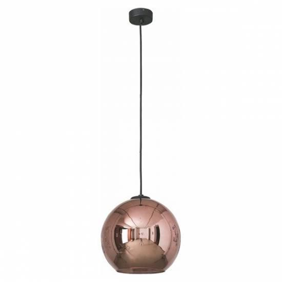 Nowodvorski - lampa wisząca POLARIS I miedziany śr. 25cm - 9058