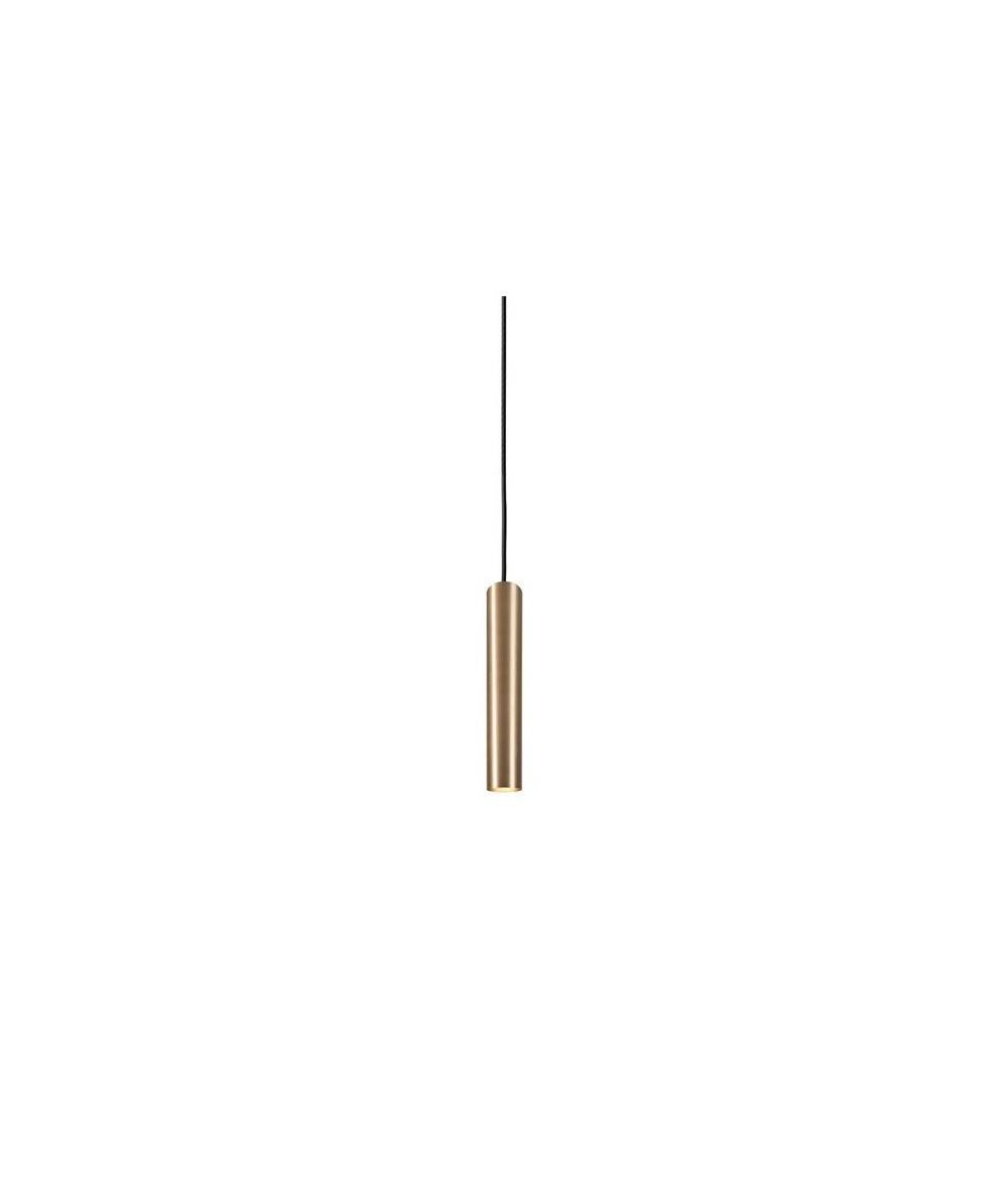 Nowodvorski - Lampa wisząca EYE BRASS L mosiądz śr. 5,5cm - 8800