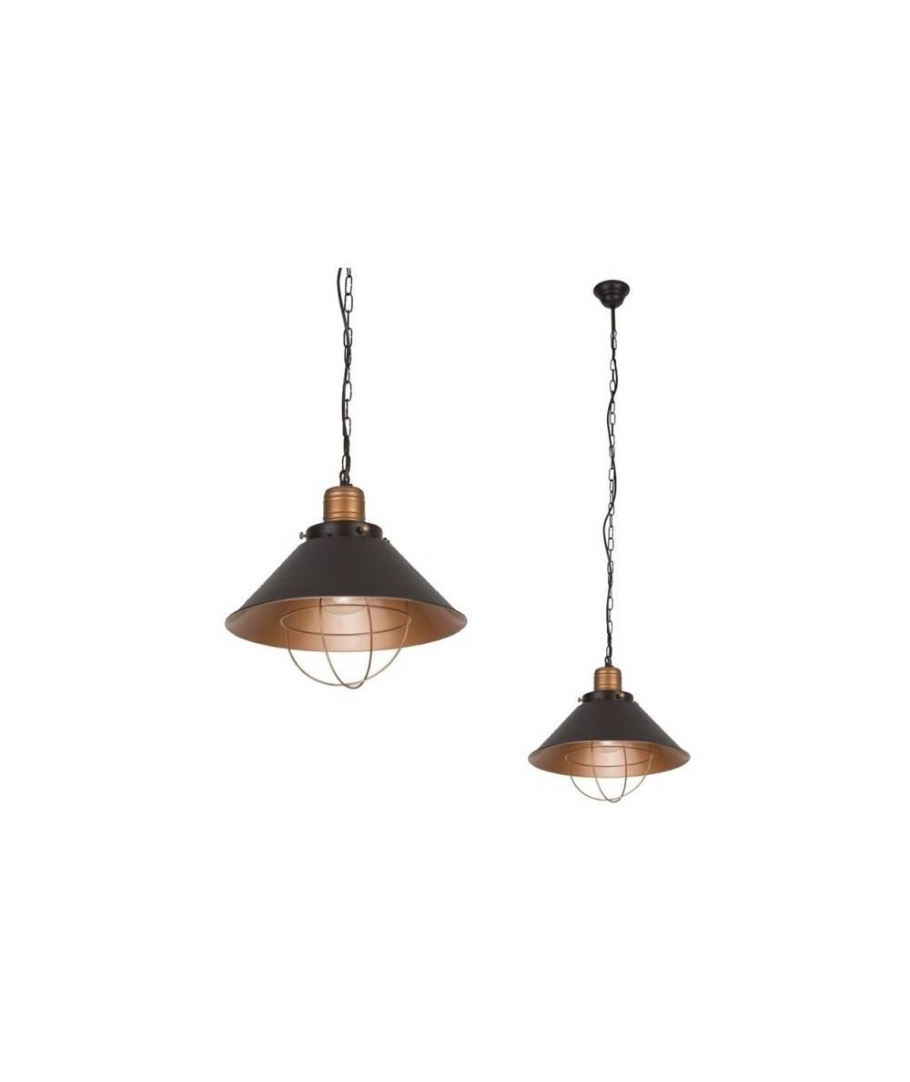 Nowodvorski - Lampa wisząca loft GARRET S - 6443