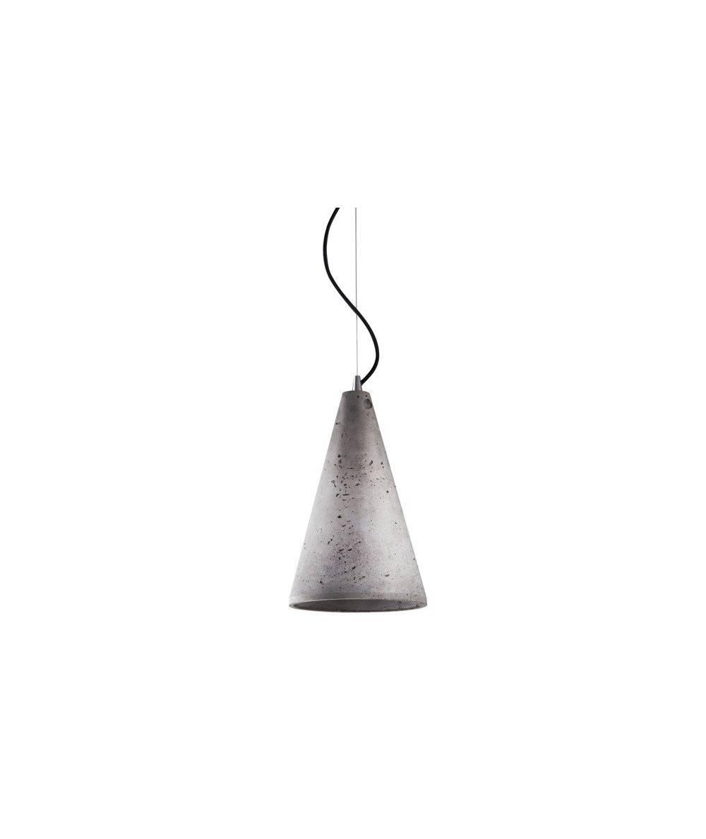 Nowodvorski - VOLCANO lampa betonowa - 6852