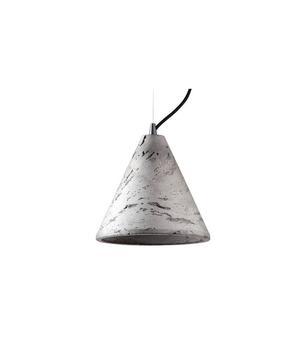 Nowodvorski - betonowa lampa VOLCANO - 6853