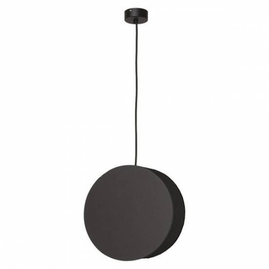 Nowodvorski - Lampa wisząca WHEEL czarny śr. 30cm - 9033