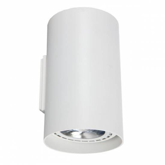 Nowodvorski - Kinkiet TUBE White - 9317