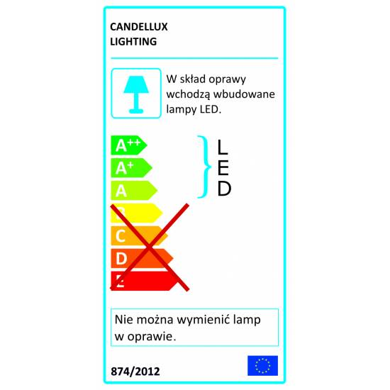 CANSAS ZWIS 44 LED 35W