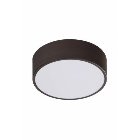 ZIGO PLAFON 10W LED 6500 K METAL WENGE 250X80MM