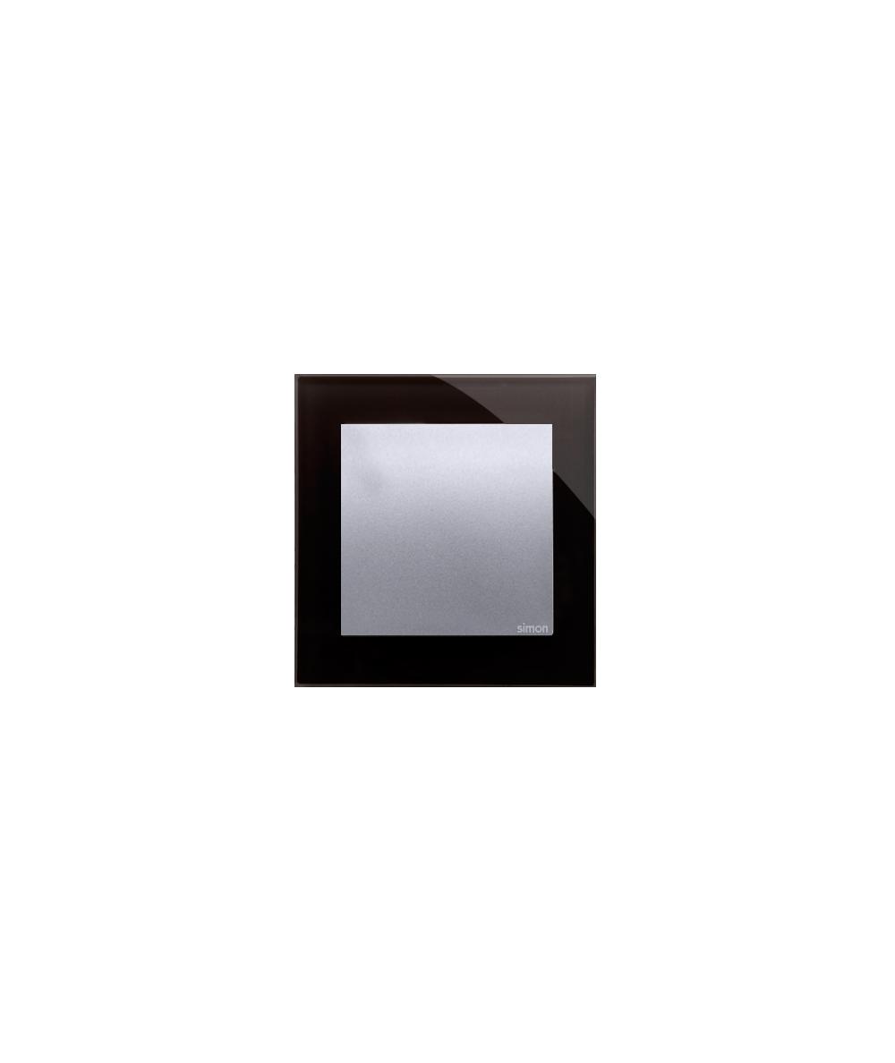 Simon 54 Nature – Ramka 1-Krotna Szklana Księżycowa Lawa – DRN1/74