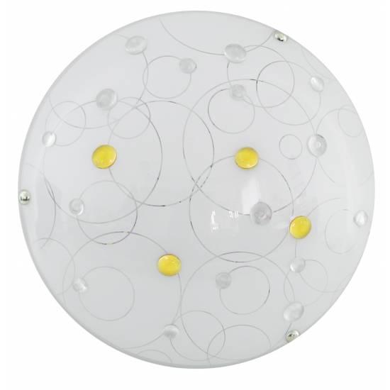 ASTRO PLAFON 30 1X10W LED 6500K AMBER